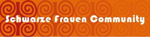 Schwarze Frauen Community Logo